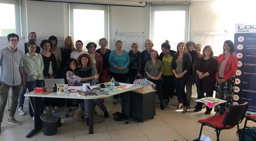 Blog in rete incontro sul Business Model Canvas con Fabiana Palù
