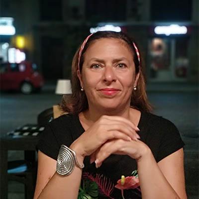 Francesca Fughelli per Blog in rete