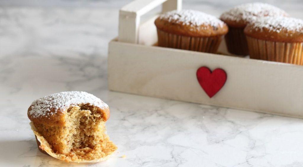 muffin alla zucca ricetta
