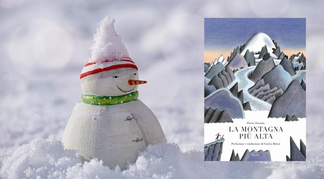 5 albi illustrati per parlare dell'inverno ai bambini