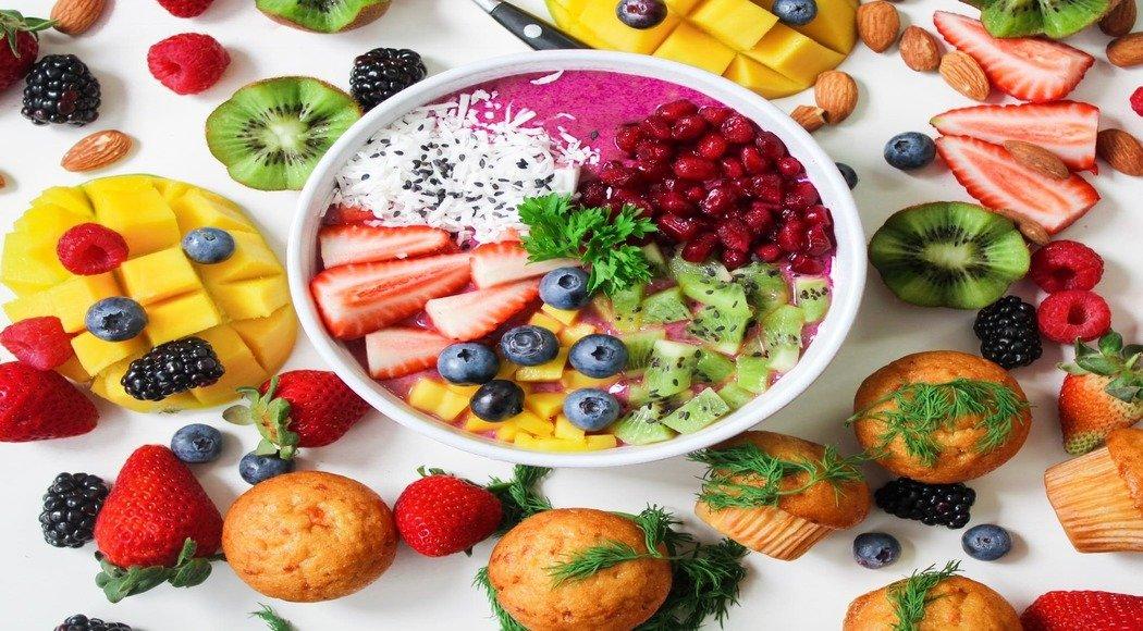 l'importanza dei colori a tavola
