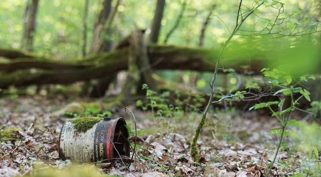 Inquinamento della superficie terrestre