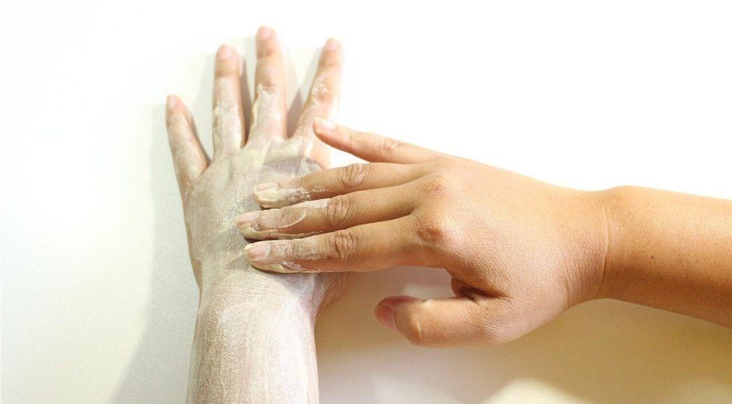 Cura della pelle del corpo