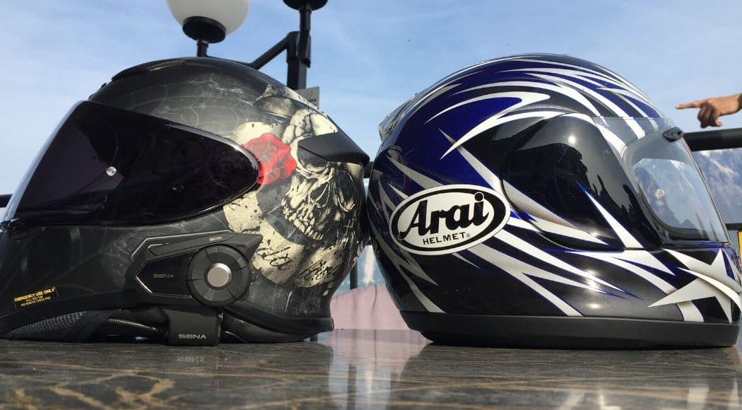casco da moto quale scegliere