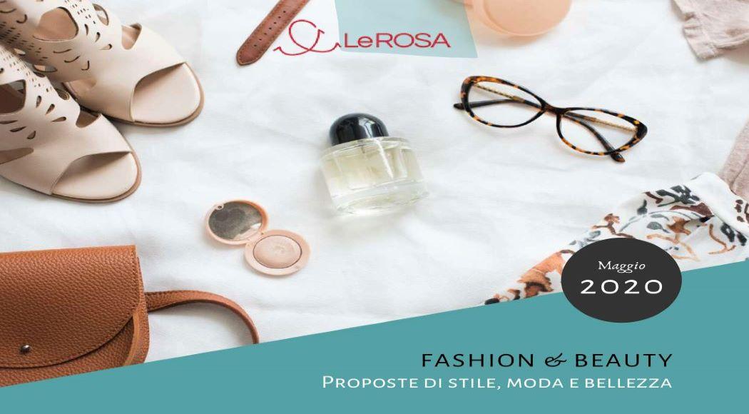 Ebook moda primavera 2020 con LeROSA