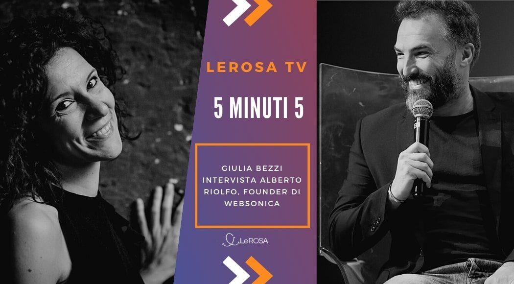 Intervista a Alberto Riolfo, presidente di Websonica
