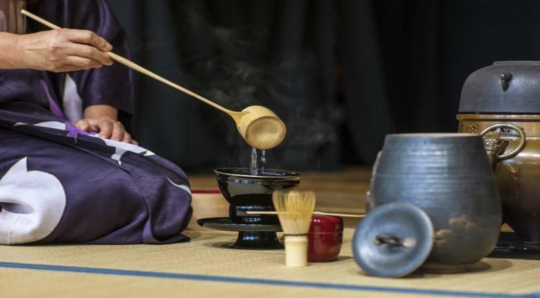 cerimonia del te