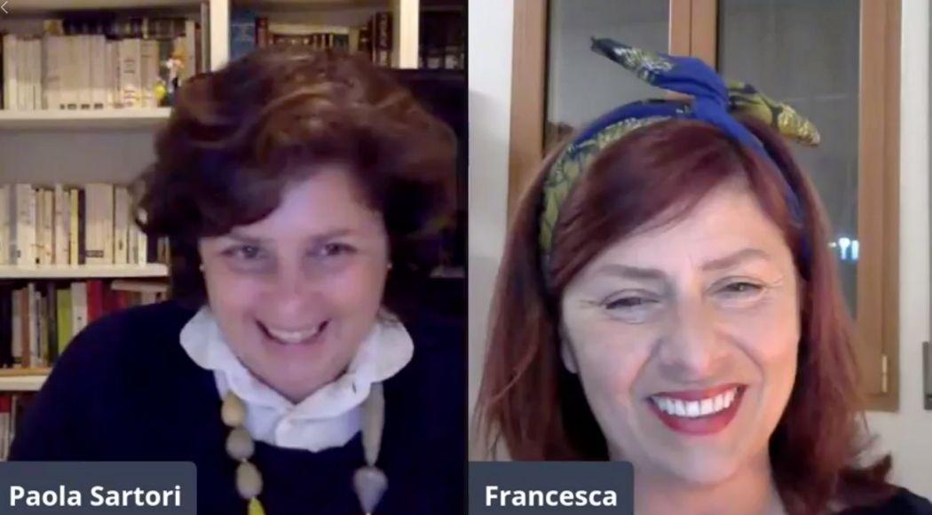 Francesca Fughelli Blog in Rete
