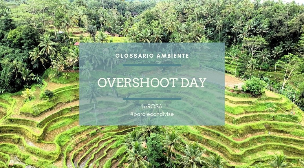 overshoot day glossario ambiente