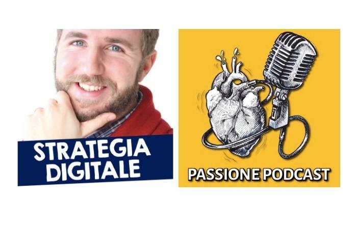 format podcast intervista