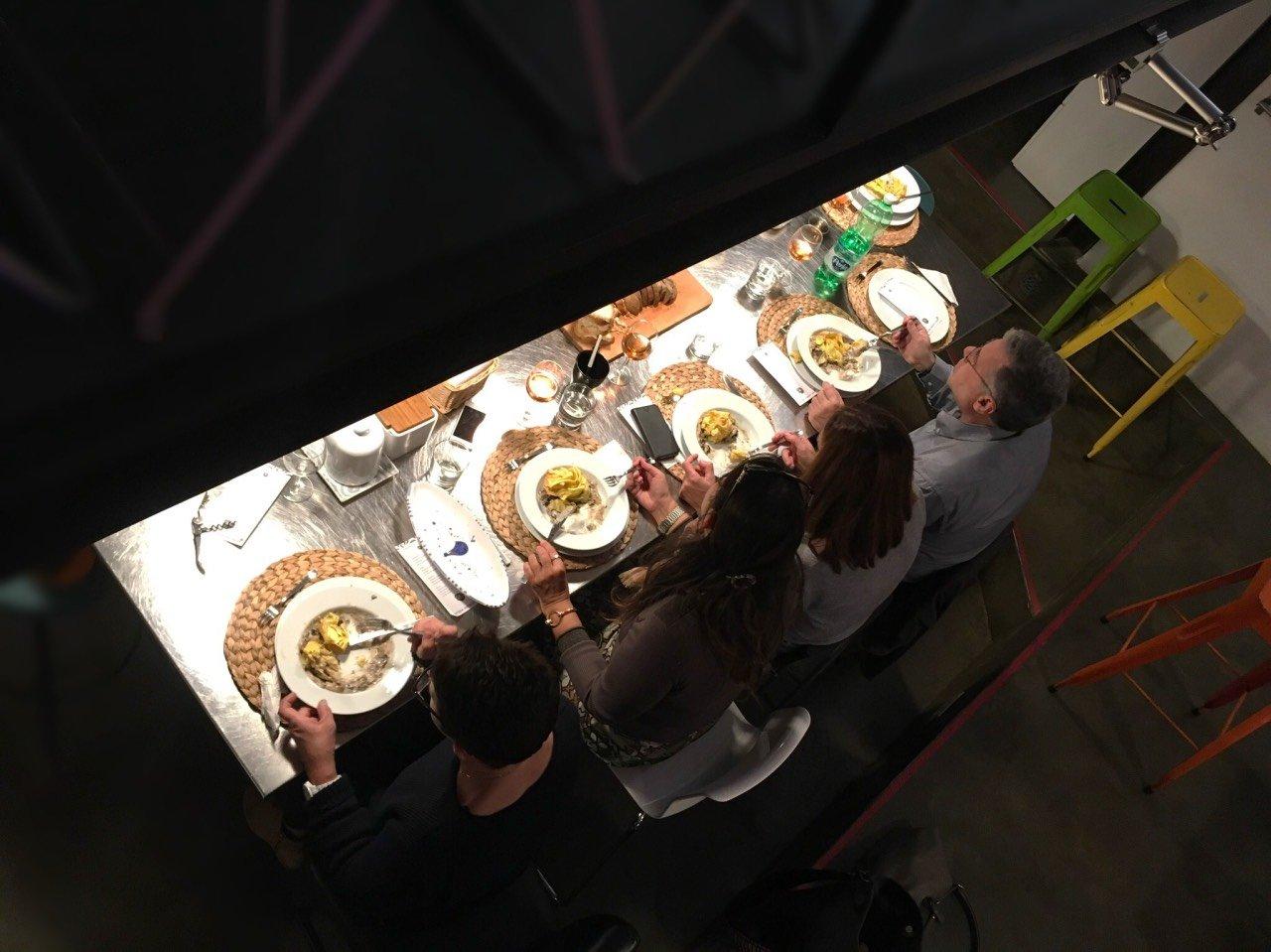 Food Blogger: chi è e cosa fa - cena degustazione - foto Orsola Ciriello Kogan