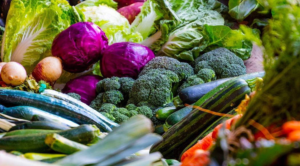 Secondi piatti di verdura
