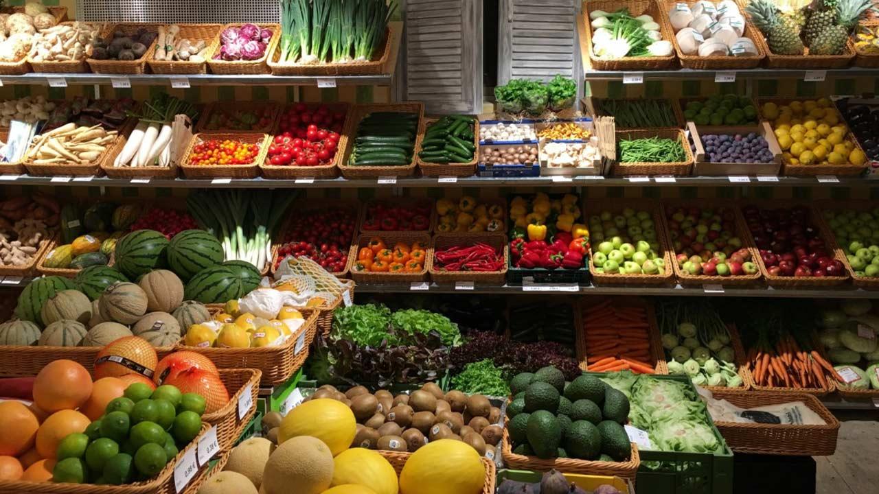 Il fruttivendolo, il miglior amico dei vostri secondi piatti di verdura