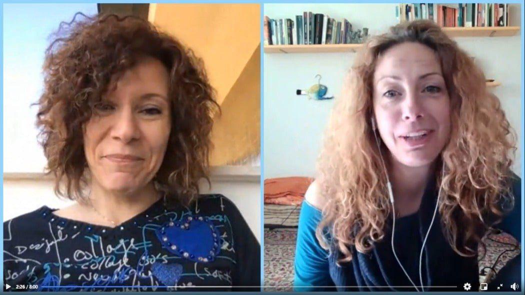 intervista a laura voltolina e la luce dello yoga