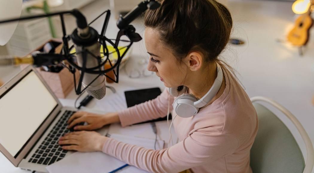 podcast per blogger