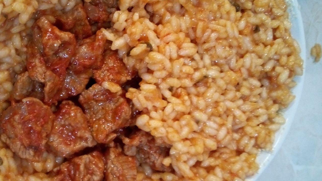 Primi piatti di carne