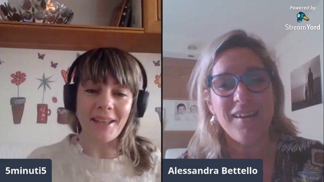 intervista a alessandra bettello apicoltrice della felicita