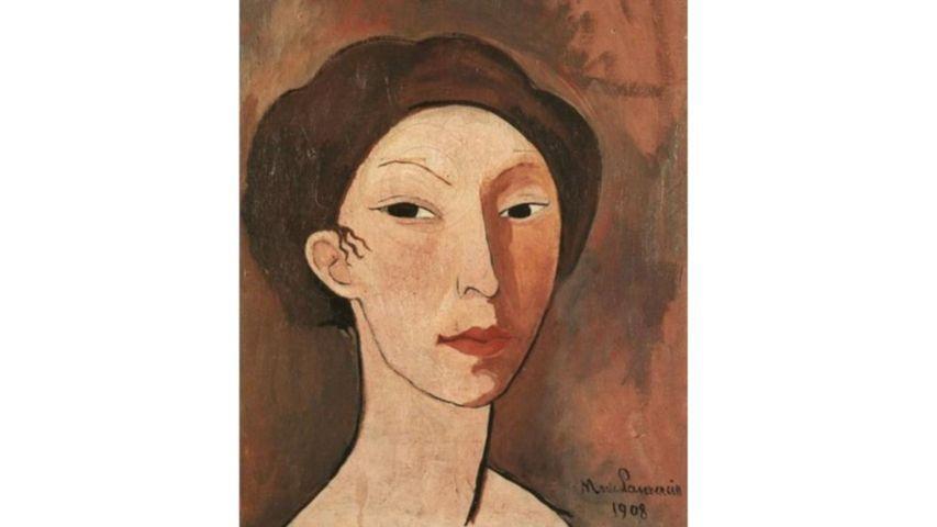 Marie Laurencin pittrice biografia e opere: autoritratto