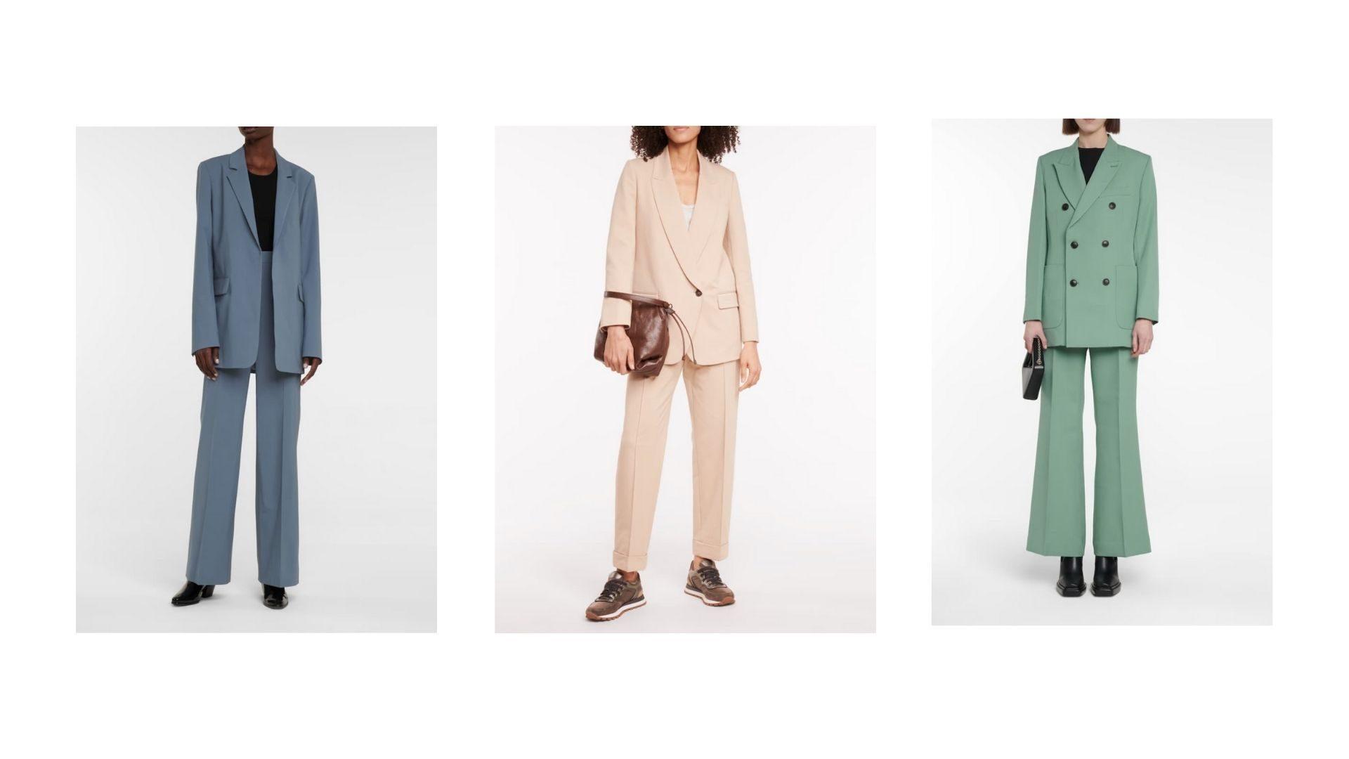 tailleur pantaloni primavera estate 2021