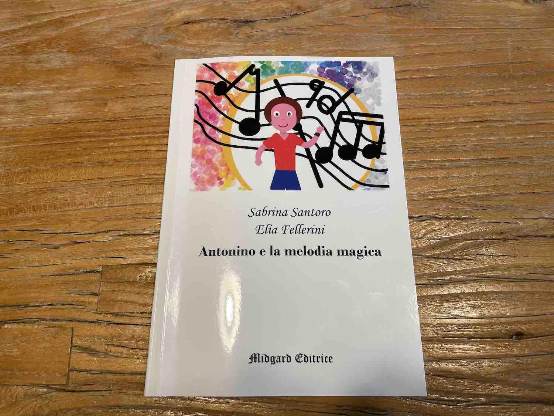 antonino e la melodia magica