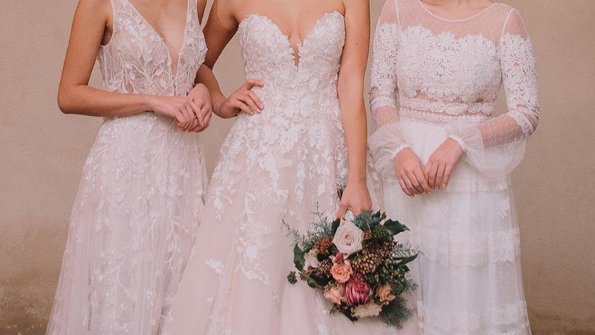 i migliori abiti da sposa per un matrimonio green