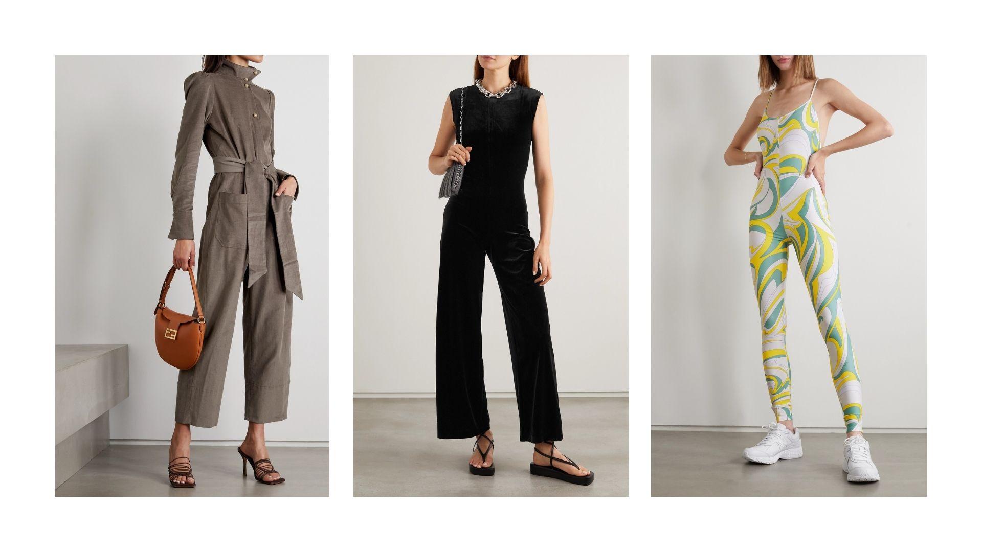 moda autunno 2021: la tuta
