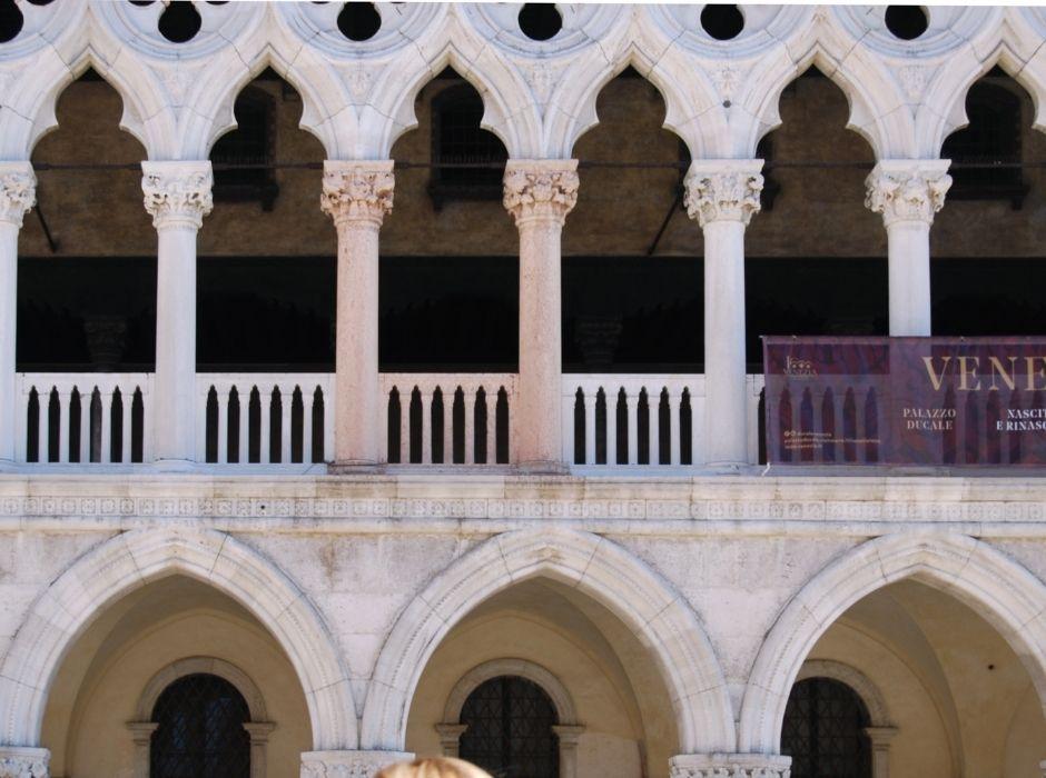 colonne Palazzo Ducale