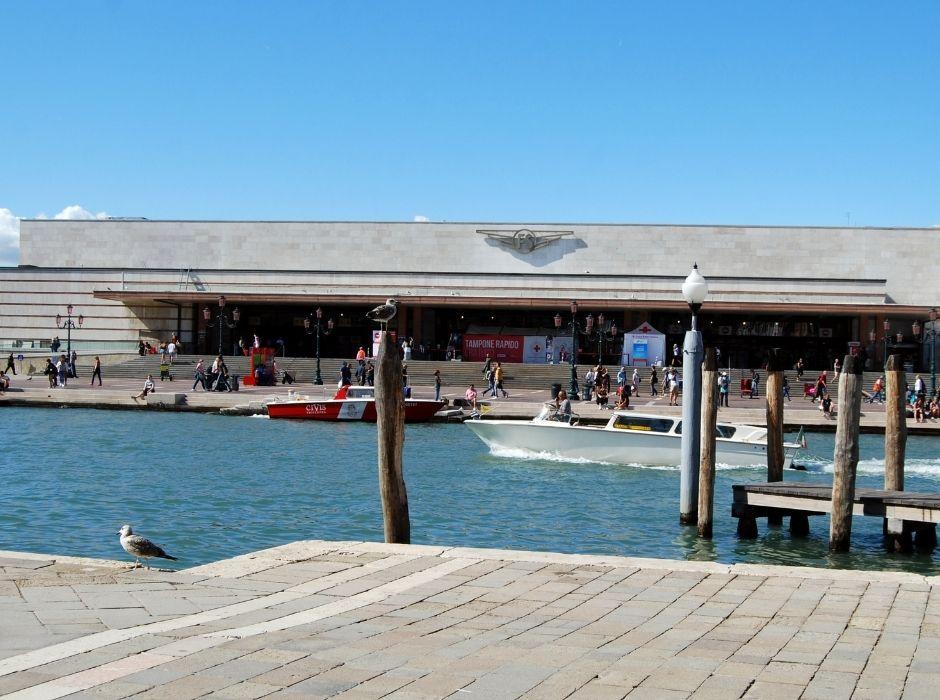 Stazione Santa Lucia Venezia