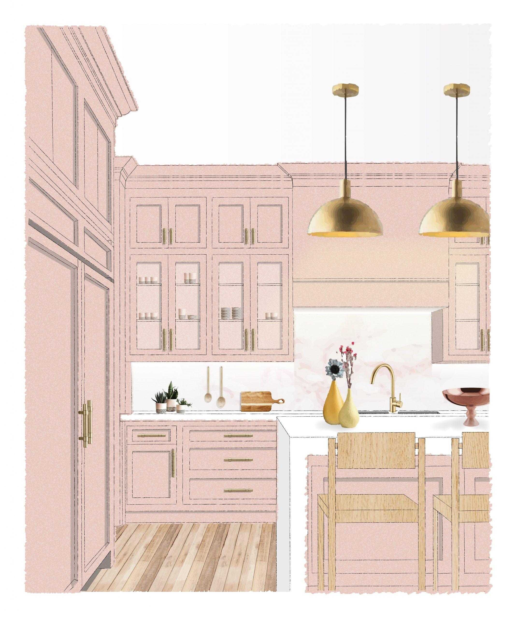 rinnovare il pavimento della cucina